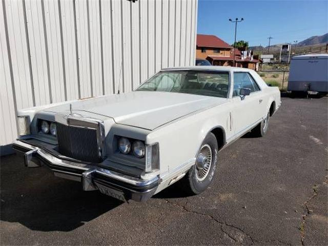 1977 Lincoln Continental (CC-1265757) for sale in Cadillac, Michigan
