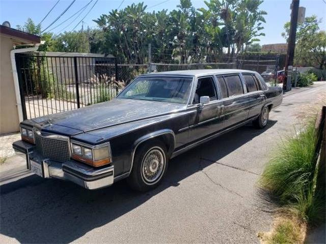Limousine For Sale >> Classic Cadillac Limousine For Sale On Classiccars Com