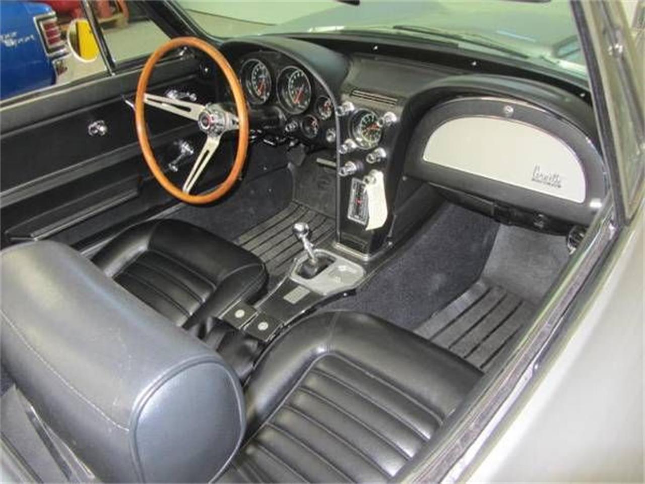 1966 Chevrolet Corvette (CC-1260576) for sale in Cadillac, Michigan
