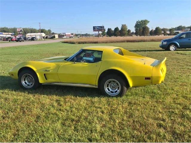 1976 Chevrolet Corvette (CC-1265761) for sale in Cadillac, Michigan