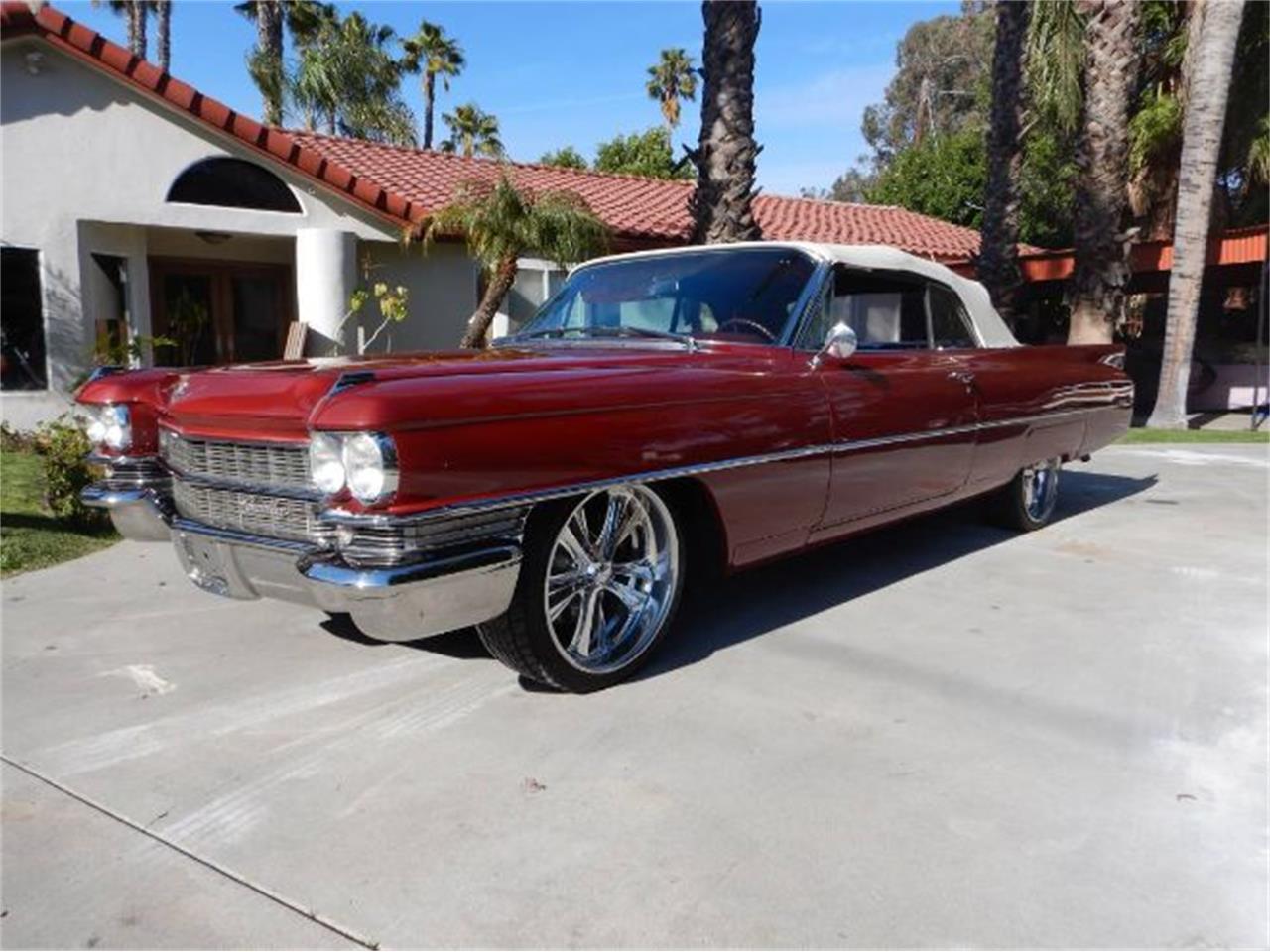 1963 Cadillac DeVille (CC-1265765) for sale in Cadillac, Michigan