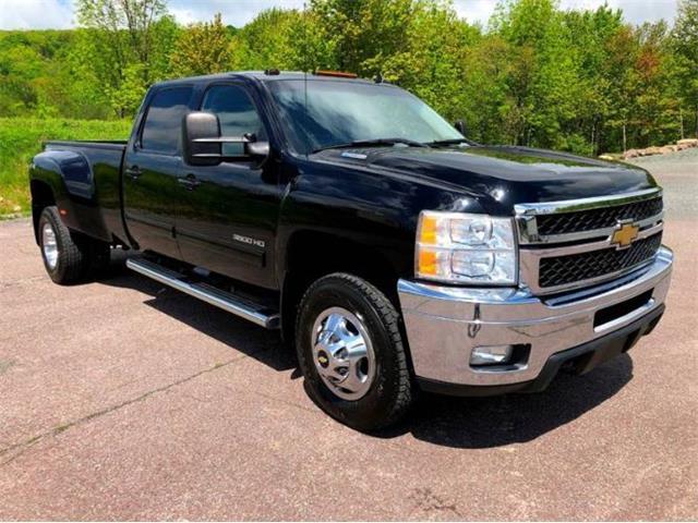 2011 Chevrolet Silverado (CC-1260577) for sale in Cadillac, Michigan