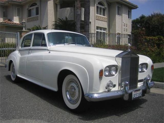1965 Rolls-Royce Silver Cloud III (CC-1265783) for sale in Cadillac, Michigan