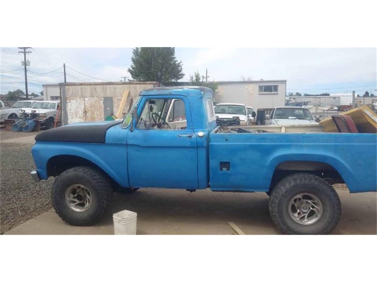 1965 Ford F100 (CC-1265811) for sale in Cadillac, Michigan