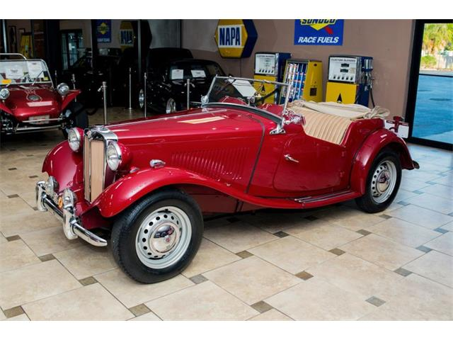 1952 MG TD (CC-1265814) for sale in Venice, Florida