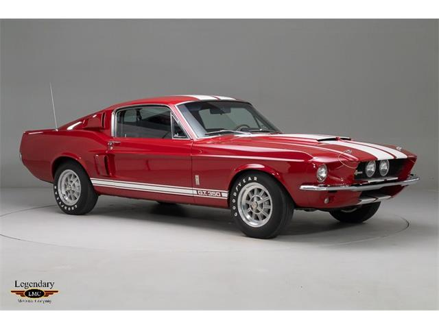 1967 Shelby GT350 (CC-1265842) for sale in Halton Hills, Ontario