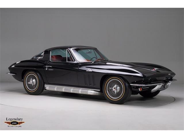 1966 Chevrolet Corvette (CC-1265845) for sale in Halton Hills, Ontario