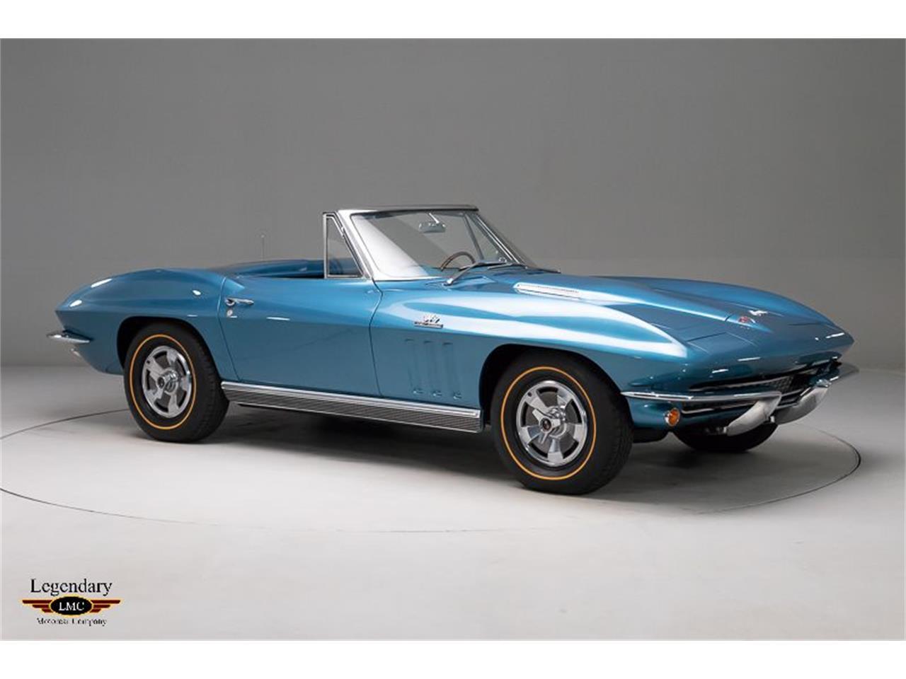 1966 Chevrolet Corvette (CC-1265848) for sale in Halton Hills, Ontario