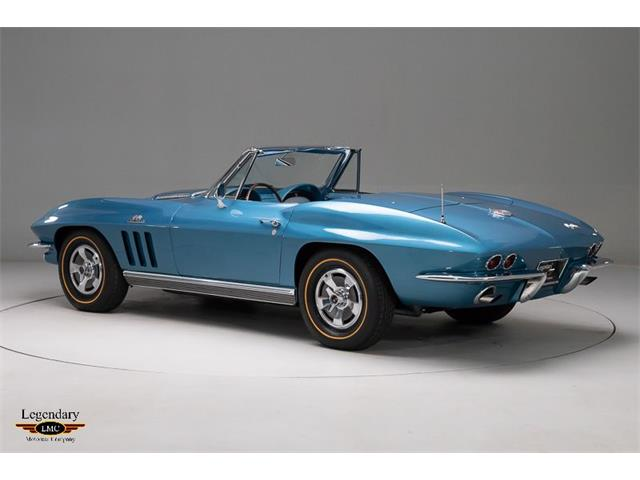 1966 Chevrolet Corvette (CC-1265848) for sale in Halton Hills, Ontario