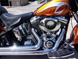 2001 Harley-Davidson Fat Boy (CC-1260585) for sale in Cadillac, Michigan