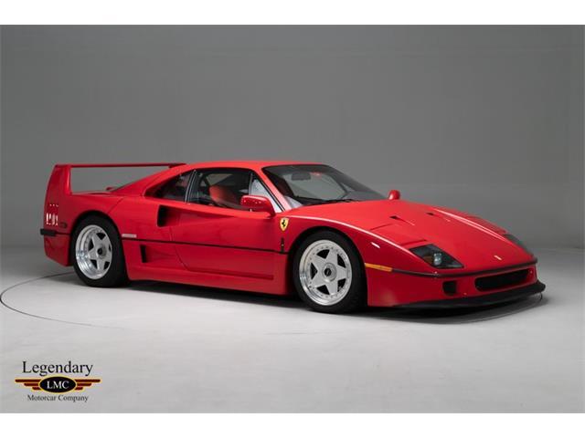 1992 Ferrari F40 (CC-1265855) for sale in Halton Hills, Ontario