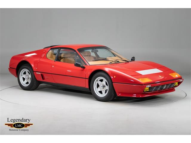 1984 Ferrari 512 BBI (CC-1265857) for sale in Halton Hills, Ontario