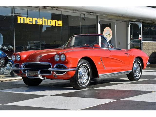 1962 Chevrolet Corvette (CC-1265858) for sale in Springfield, Ohio