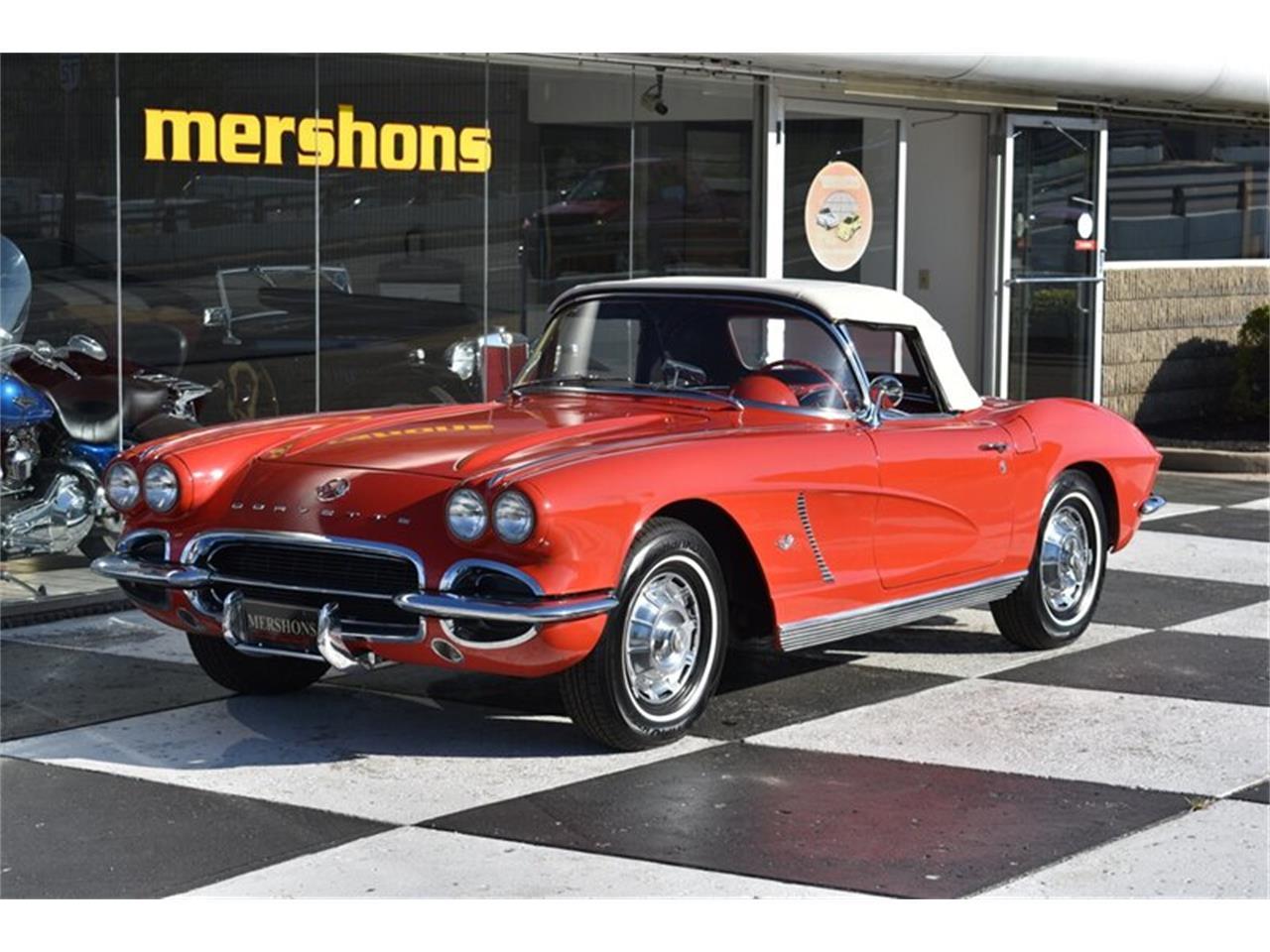 1962 Chevrolet Corvette (CC-1265858) for sale in Springfield, Ohio