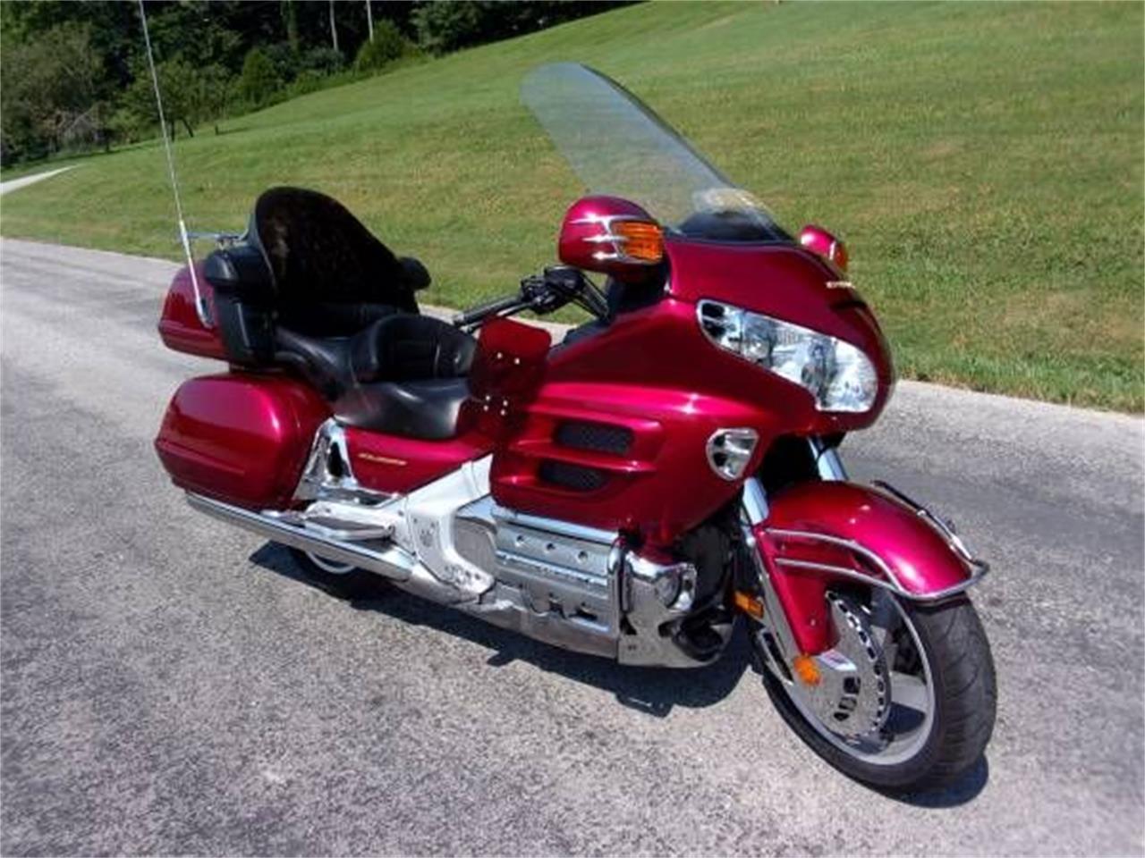 2003 Honda Goldwing (CC-1260586) for sale in Cadillac, Michigan