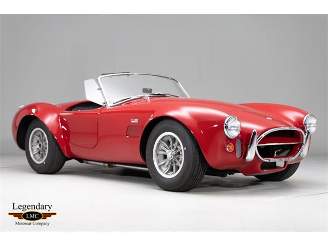 1966 Shelby Cobra (CC-1265860) for sale in Halton Hills, Ontario