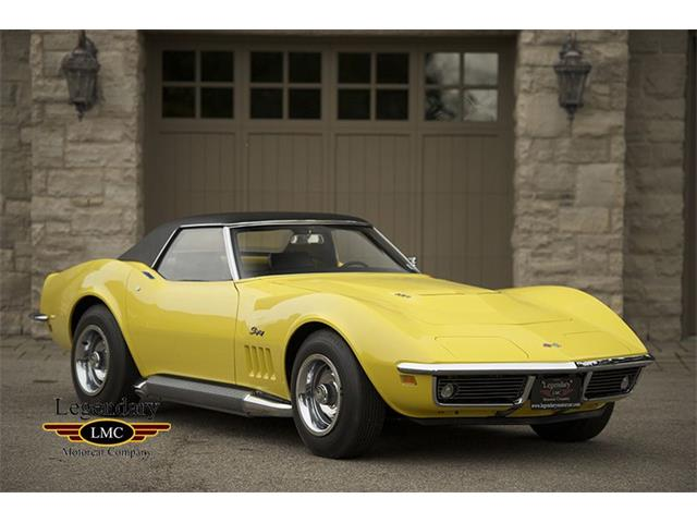 1969 Chevrolet Corvette (CC-1265861) for sale in Halton Hills, Ontario