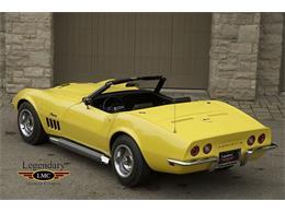 1969 Chevrolet Corvette (CC-1265861) for sale in Halton Hills, Ontario