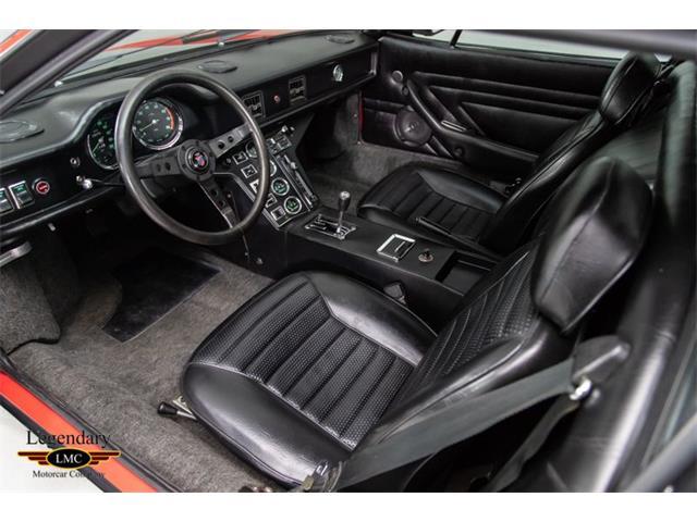 1974 De Tomaso Pantera (CC-1265872) for sale in Halton Hills, Ontario