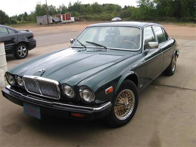 1987 Jaguar XJ6 (CC-1260589) for sale in Cadillac, Michigan