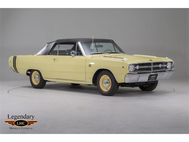 1968 Dodge Dart GTS (CC-1265891) for sale in Halton Hills, Ontario