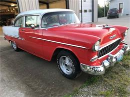 1955 Chevrolet Bel Air (CC-1260059) for sale in Cadillac, Michigan