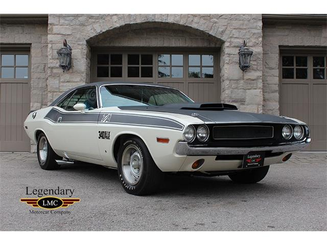 1970 Dodge Challenger T/A (CC-1265919) for sale in Halton Hills, Ontario