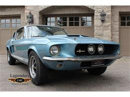 1967 Shelby GT500 (CC-1265925) for sale in Halton Hills, Ontario