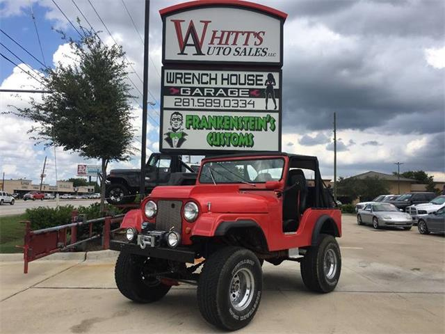 1966 Jeep Wrangler (CC-1265940) for sale in Houston, Texas