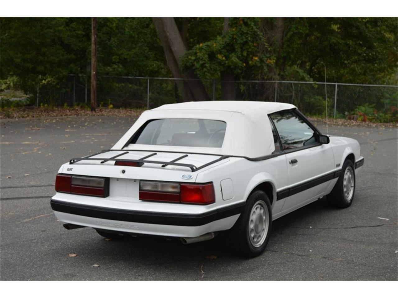1987 Ford Mustang (CC-1265956) for sale in Springfield, Massachusetts