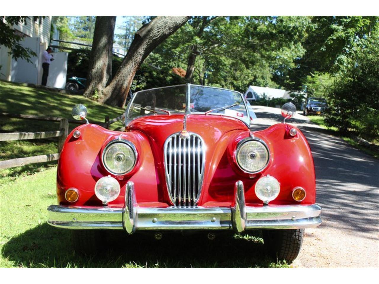 1956 Jaguar XK (CC-1265959) for sale in Roslyn, New York