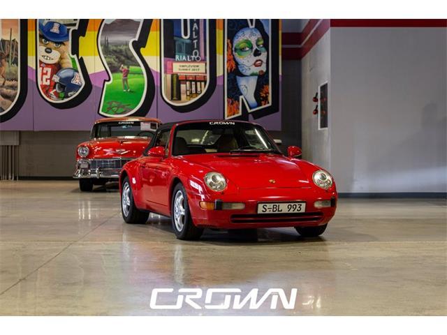 1995 Porsche 911 (CC-1265963) for sale in Tucson, Arizona