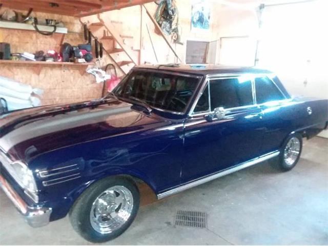 1962 Chevrolet Nova (CC-1260597) for sale in Cadillac, Michigan