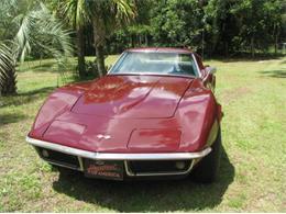 1968 Chevrolet Corvette (CC-1260599) for sale in Cadillac, Michigan