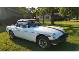 1976 MG MGB (CC-1260006) for sale in Cadillac, Michigan