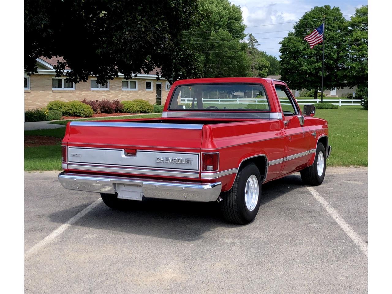 1987 Chevrolet C10 (CC-1266000) for sale in Maple Lake, Minnesota