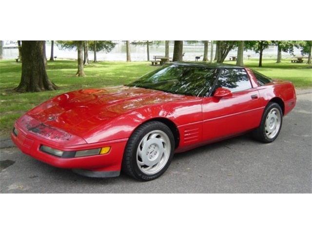 1992 Chevrolet Corvette (CC-1266027) for sale in Hendersonville, Tennessee