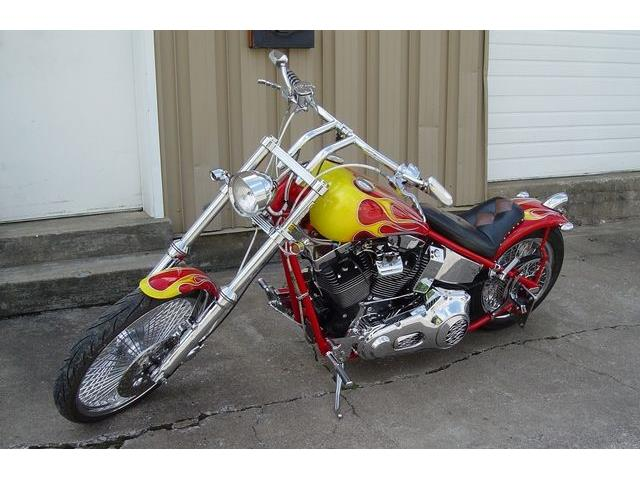 2001 Custom Motorcycle