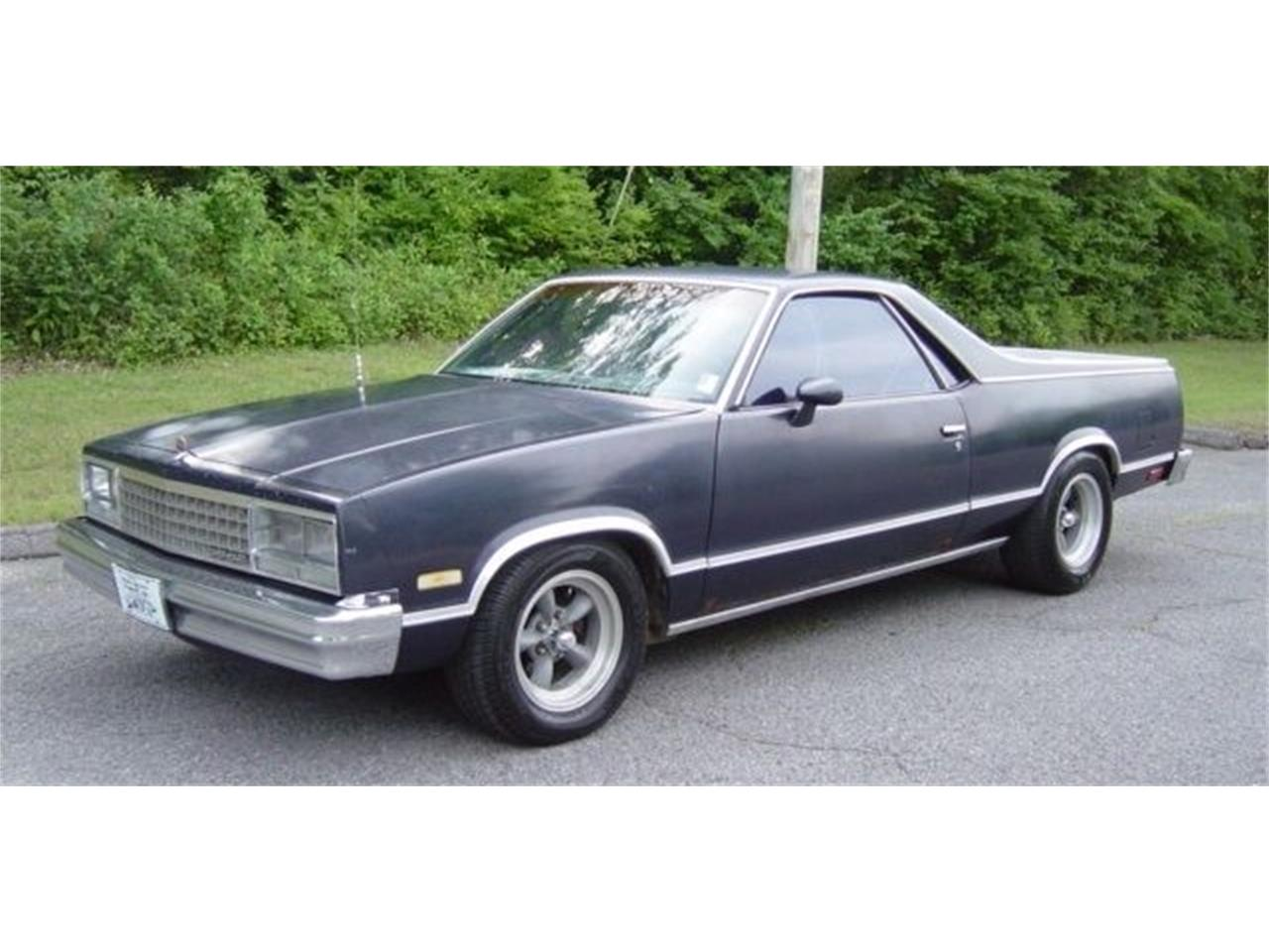 1983 Chevrolet El Camino (CC-1266036) for sale in Hendersonville, Tennessee