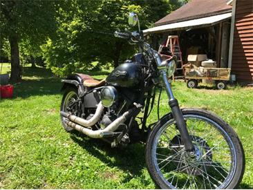 2006 Harley-Davidson Motorcycle (CC-1260605) for sale in Cadillac, Michigan