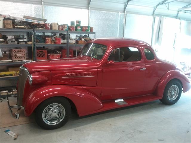 1937 Chevrolet Coupe (CC-1266055) for sale in Clinton, Arkansas