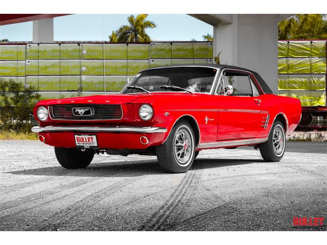 1966 Ford Mustang (CC-1266060) for sale in Fort Lauderdale, Florida