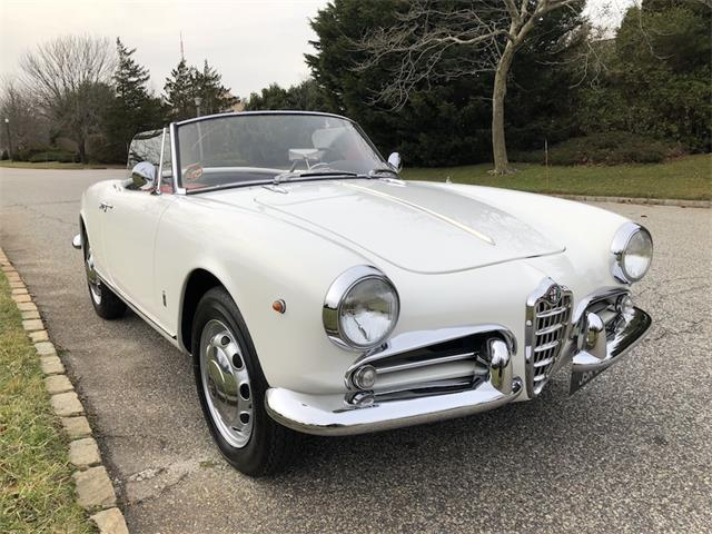 1960 Alfa Romeo Giulietta Spider (CC-1266068) for sale in Southampton, New York
