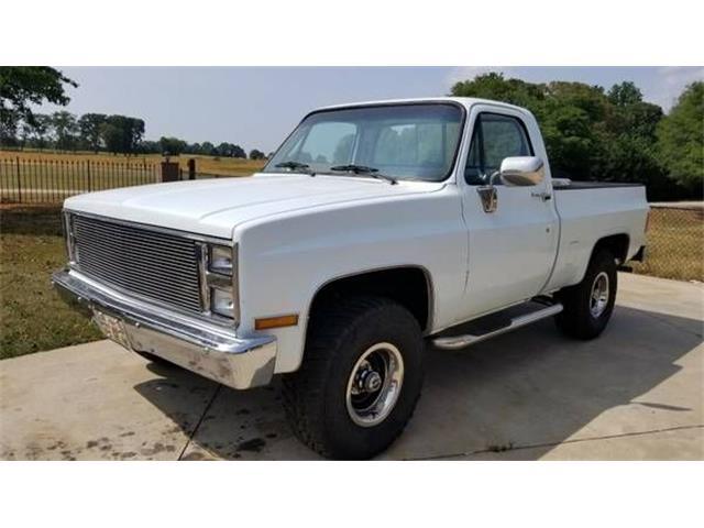 1987 Chevrolet Pickup (CC-1260607) for sale in Cadillac, Michigan
