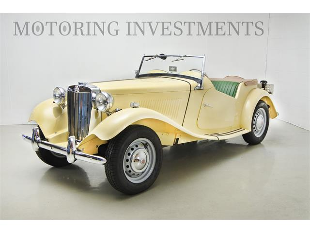 1952 MG TD (CC-1266078) for sale in San Diego, California