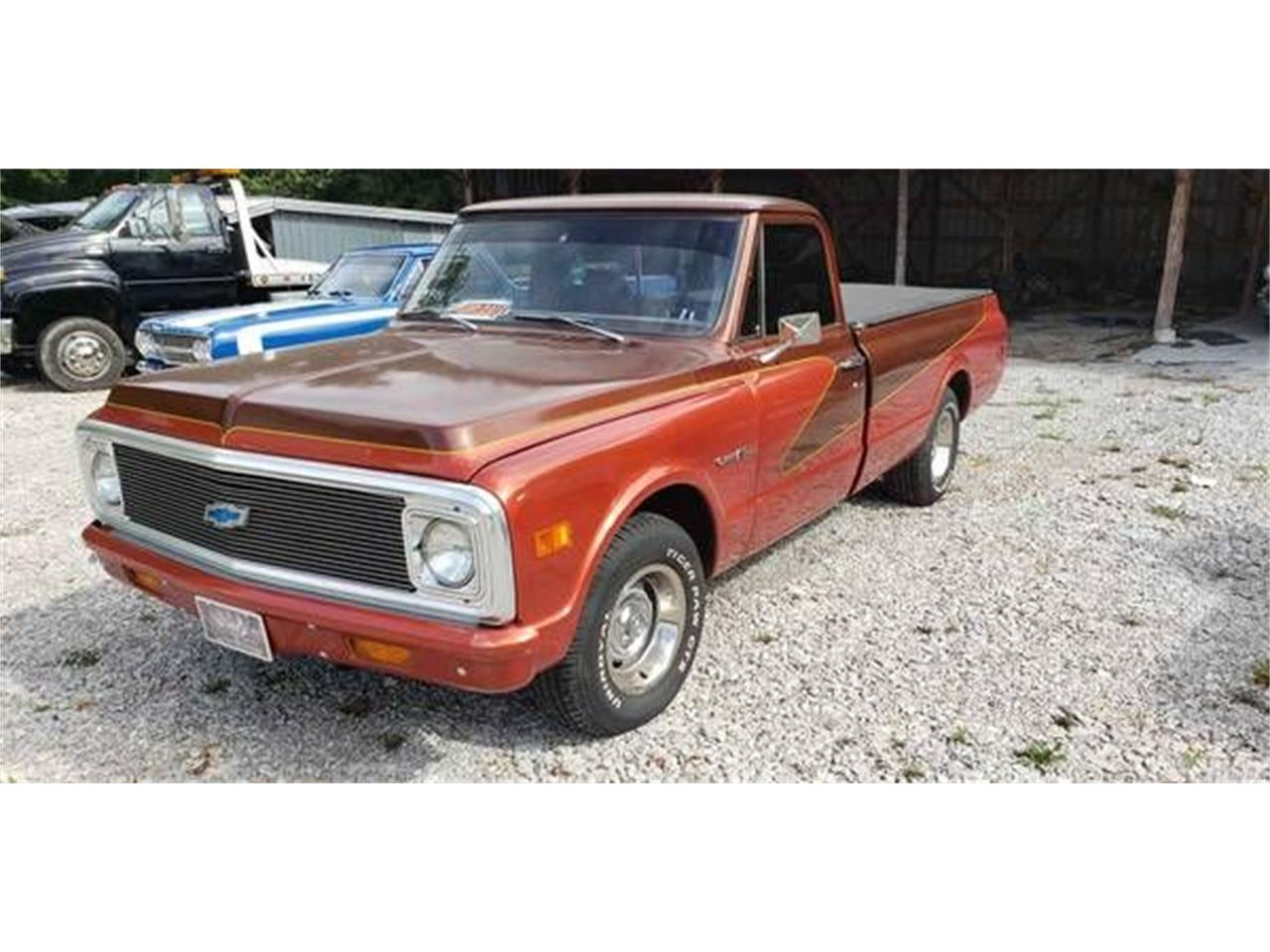 1972 Chevrolet Pickup (CC-1260608) for sale in Cadillac, Michigan