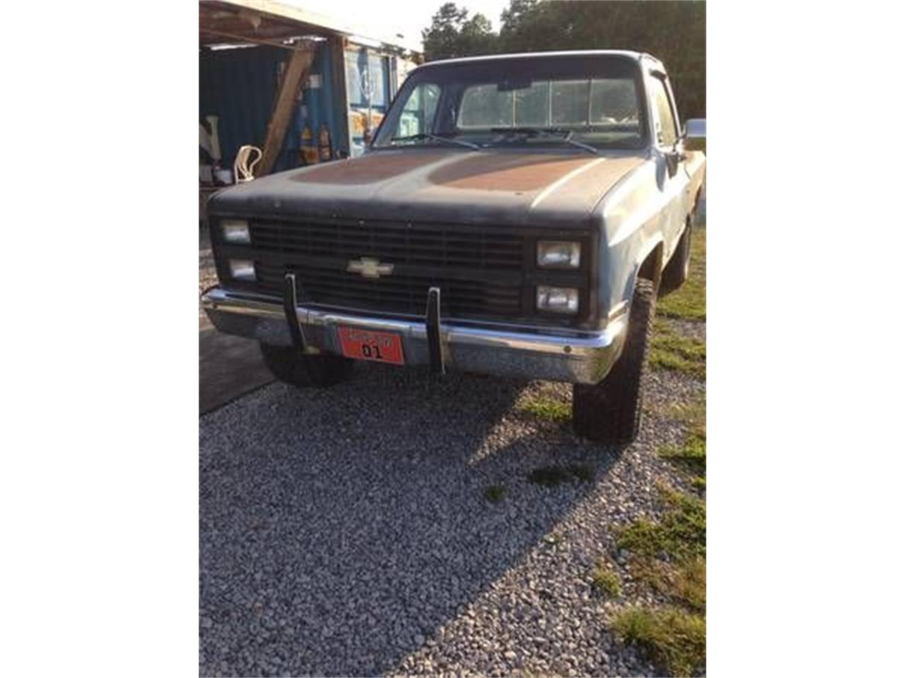 1983 Chevrolet Silverado (CC-1260061) for sale in Cadillac, Michigan