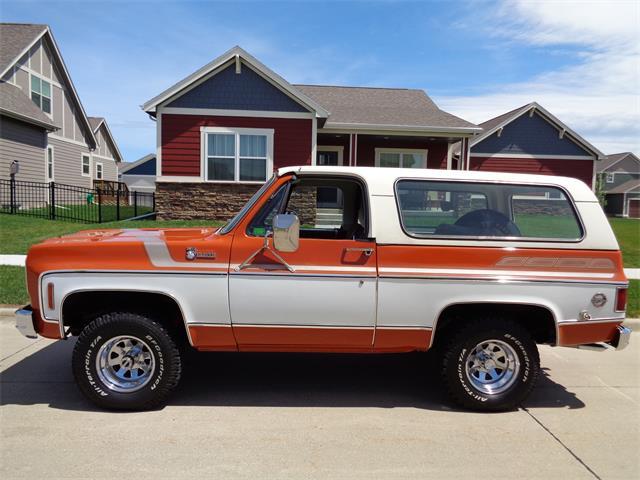1975 Chevrolet Blazer (CC-1266133) for sale in Ankeny, Iowa