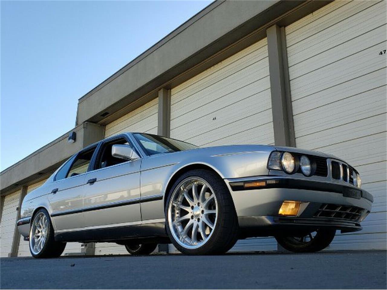 1991 BMW M5 (CC-1260614) for sale in Cadillac, Michigan
