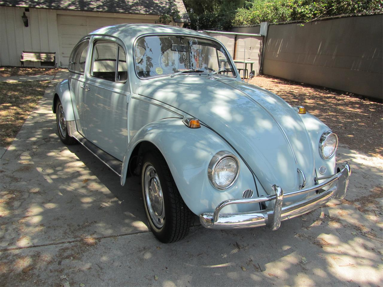 1967 Volkswagen Beetle (CC-1266141) for sale in Chatsworth, California